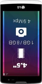 LG Leon 4G H340Y ZA smartphone