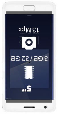 Zuk Z2 3GB 32GB smartphone