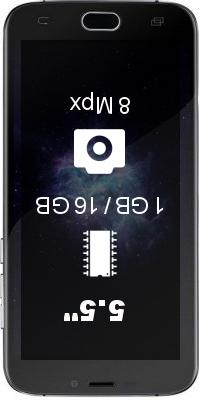 DOOGEE X9 Dual SIM smartphone