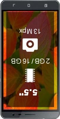 VKWORLD VK6050 S 2GB smartphone