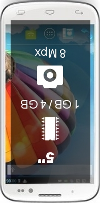 Voto X2 1GB-4GB smartphone