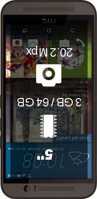 HTC One (M9) 64GB smartphone