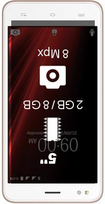 Lava X19 smartphone