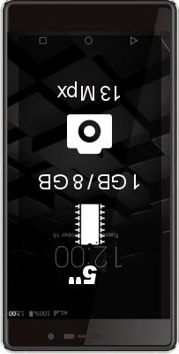 UMI Fair 1GB 8GB smartphone