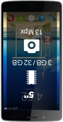 Swipe Elite Sense smartphone