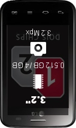 LG Optimus L3 II Dual smartphone