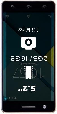 Infinix Hot S smartphone