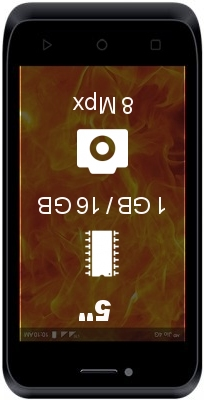 Lyf Flame 6 smartphone