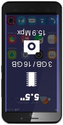 ZTE Grand S3 smartphone