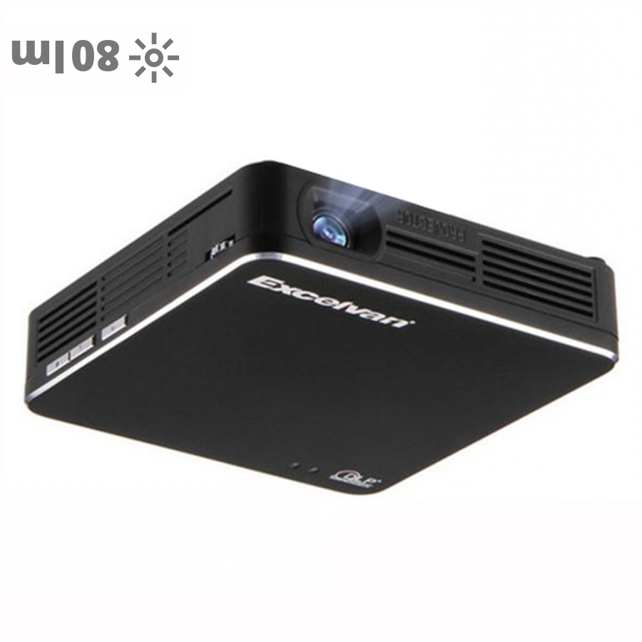 Excelvan EHD-200 portable projector