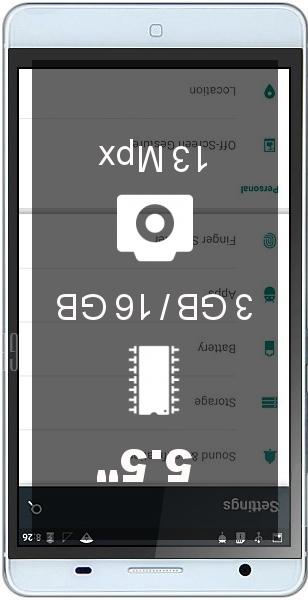 Mlais M7 Plus smartphone
