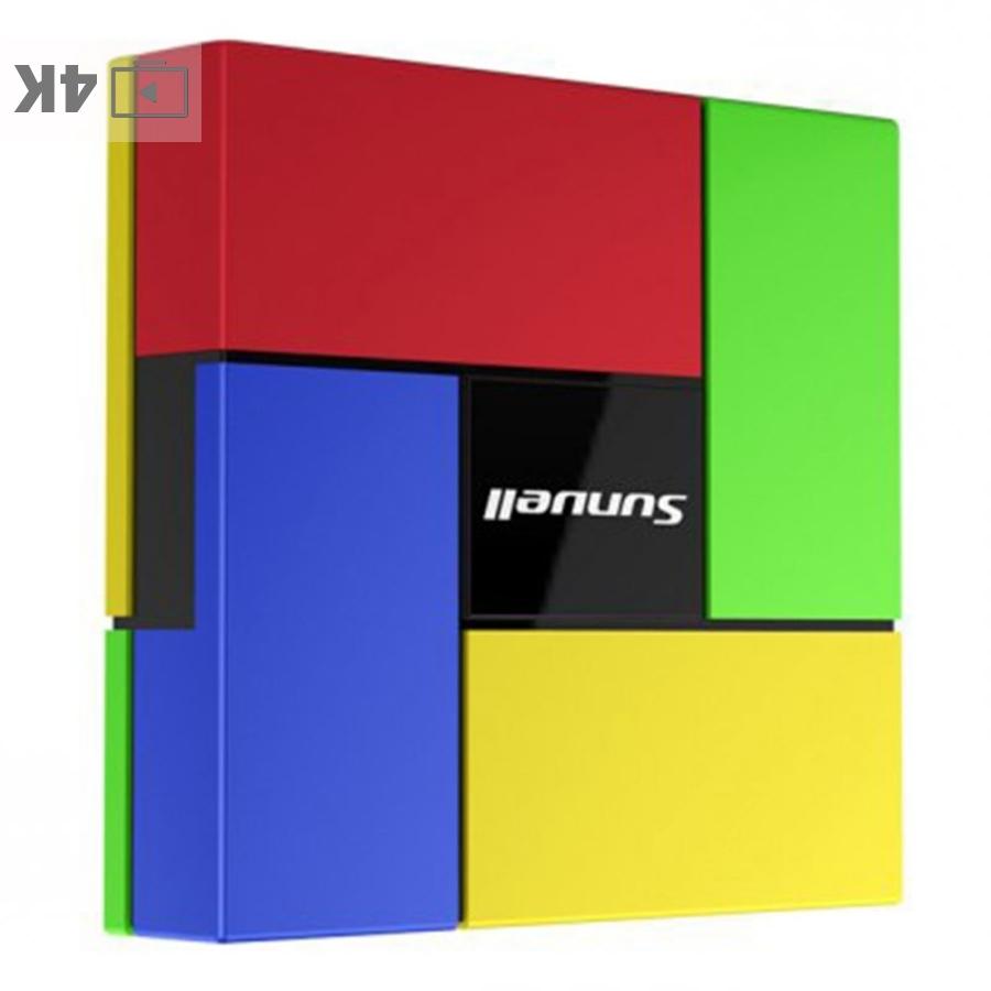 Sunvell T95K Pro 2GB 16GB TV box