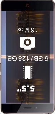 ZTE Nubia Z11 16GB 128GB smartphone