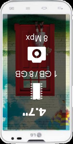LG L90 Dual smartphone