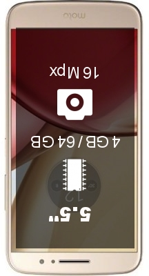 Motorola Moto M 4GB 64GB smartphone