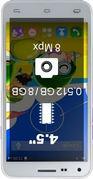 Mpie Mini 809T 8GB smartphone