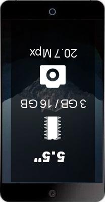 MEIZU MX5 WW 16GB smartphone