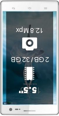 Voto X6 - smartphone