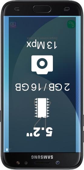 Samsung Galaxy J5 (2017) 2GB 16GB Pro 530FD/DS smartphone