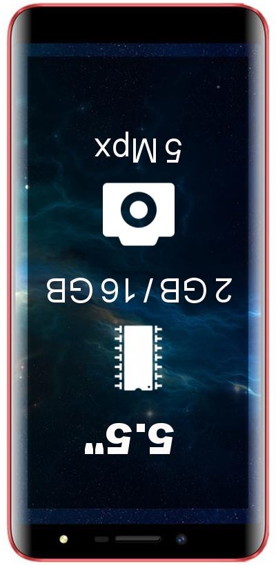 Doopro P5 Pro smartphone