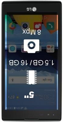 LG K8V smartphone