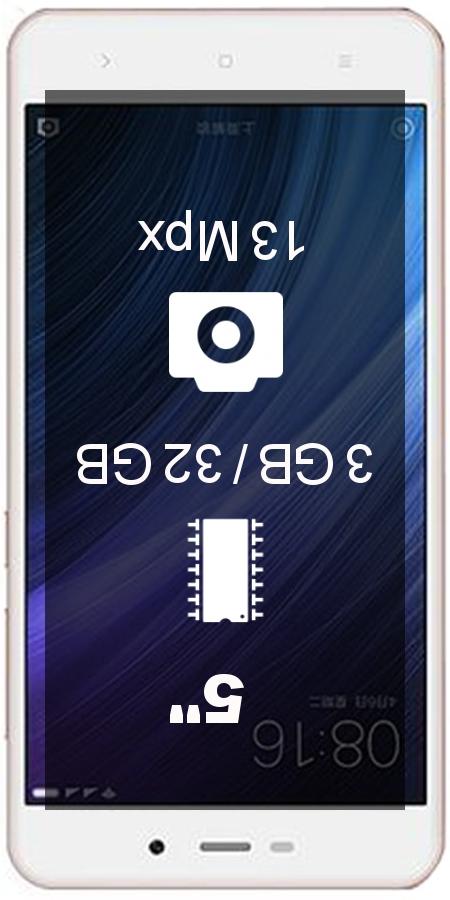 Xiaomi Redmi 4A 3GB 32GB smartphone