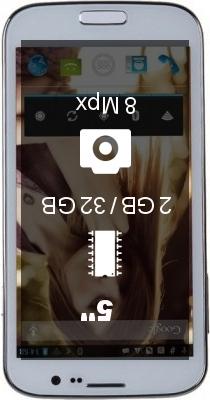 Pomp King W88 2GB 32GB smartphone