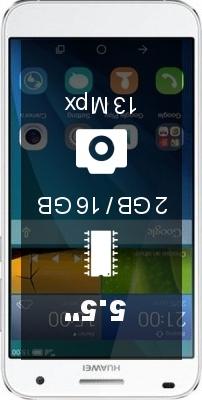 Huawei Ascend G7 Plus RIO-UL00 2GB 16GB smartphone