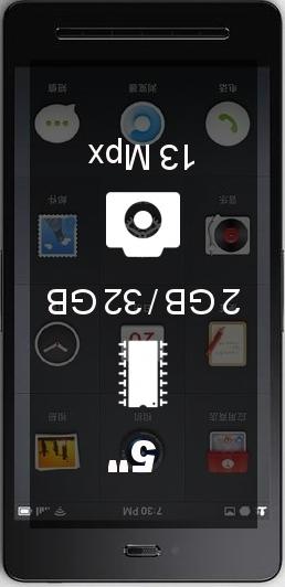 Smartisan T1 32GB smartphone