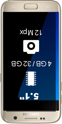 Samsung Galaxy S7 EU G930F smartphone