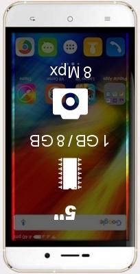 Karbonn Titanium Vista 4G smartphone