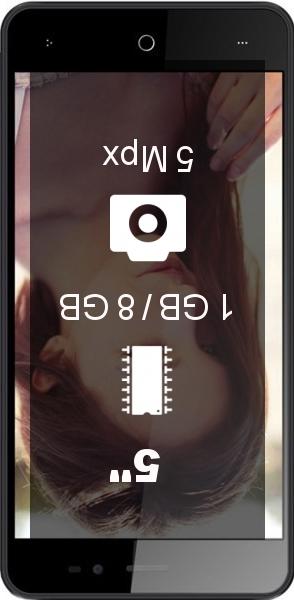 Leagoo Z5 LTE smartphone