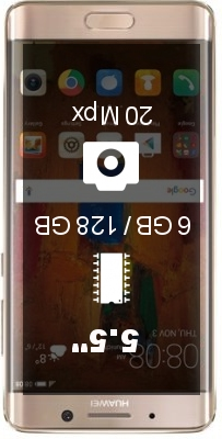 Huawei Mate 9 Pro L29 6GB 128GB smartphone