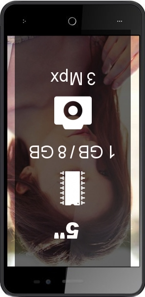 Leagoo Z5 3G smartphone