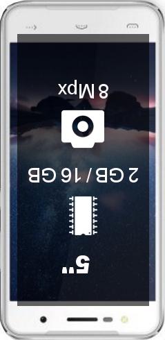HOMTOM HT37 2GB smartphone
