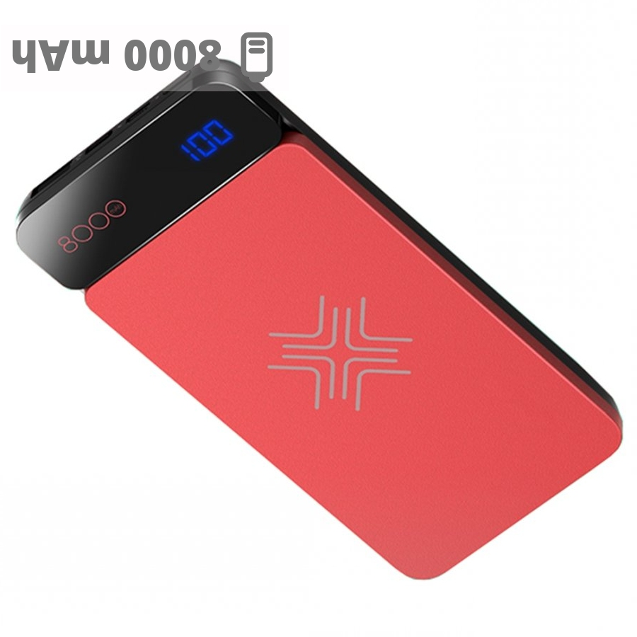 Rock P38 Wireless Charging power bank