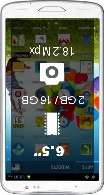 INew i6000+ smartphone