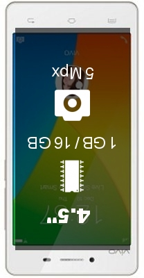 Vivo Y25 4G smartphone