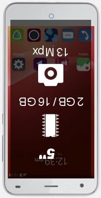 Acer Blade S6 TD-LTE smartphone