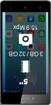 Lenovo Vibe Shot Z90 32GB B20 smartphone