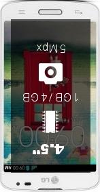 LG F70 smartphone