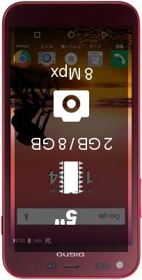 Kyocera Digno F smartphone