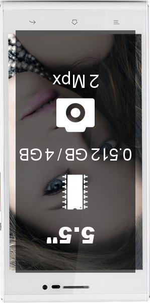 Landvo V5 smartphone