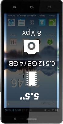 Cubot GT88 smartphone