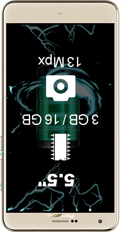 Panasonic P55 Max smartphone