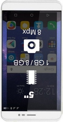 Coolpad Roar Plus smartphone