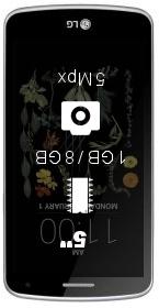 LG K5 LTE smartphone