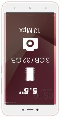 Xiaomi Redmi Note 5A Prime 3GB 32GB smartphone