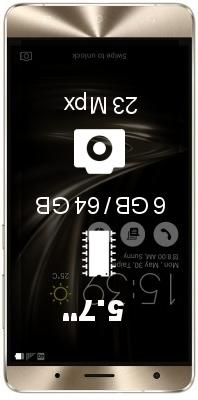 ASUS ZenFone 3 Deluxe 6GB 64GB smartphone