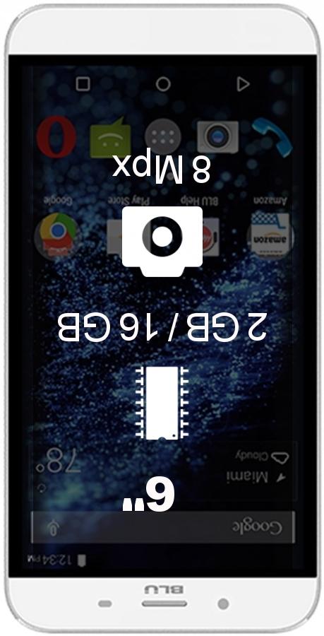 BLU Studio XL 2GB 16GB smartphone